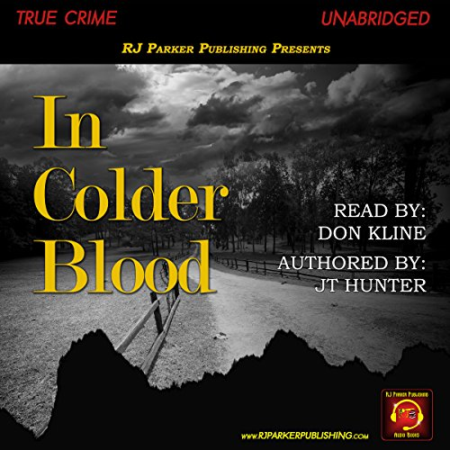 In Colder Blood audiobook cover art