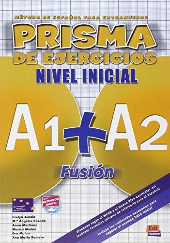 Prisma. A1-A2. Libro de ejercicios. Per la Scuola media. Con espansione online