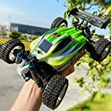 Weaston 70 km/h Rapide RC Racing 4WD véhicule RC Tout-Terrain 2.4G Voiture télécommandée électrique Bigfoot Monster Escalade Camion RC Adulte Voiture RC d'entrée de Gamme