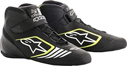 alpinestars(アルパインスターズ) TECH 1-KX KART SHOES BLACK/YELLOW FLUO 7 2712118-155-7