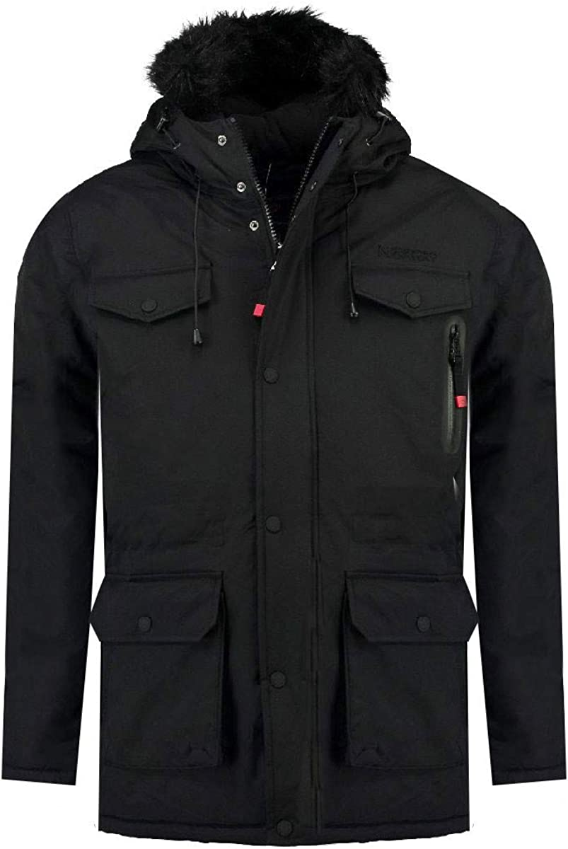 Giacca invernale da ragazzo Geographical Norway H-223