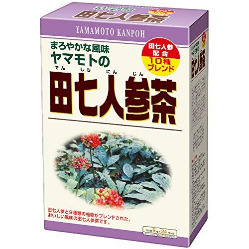 【Pick up!】 山本漢方製薬 田七人参茶 8gX24H