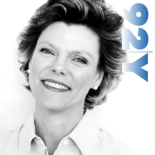 Cokie Roberts at the 92nd Street Y audiobook cover art