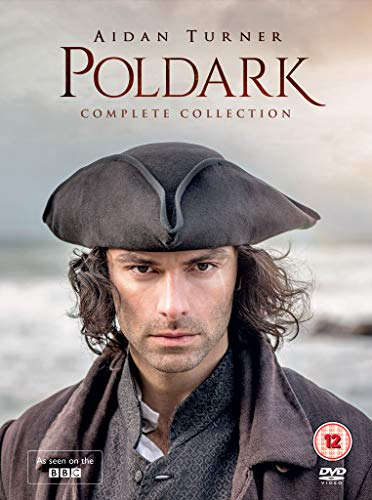 Poldark (BOX) [DVD] (IMPORT) (Keine deutsche Version)