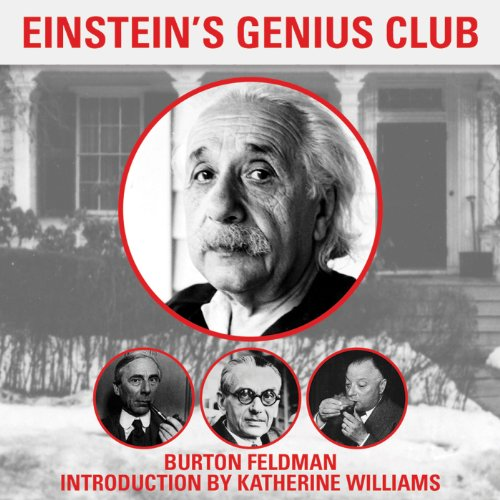 Einstein's Genius Club cover art