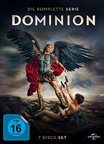 Dominion - Komplettbox [7 DVDs]