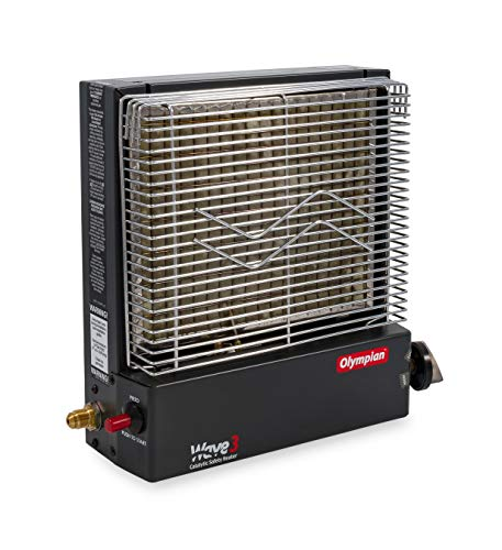 Camco 57331 Olympian Wave 3 3000 Btu Lp Gas Catalytic Heater Buy Online In Cambodia Camco Products In Cambodia See Prices Reviews And Free Delivery Over 27 000 Desertcart