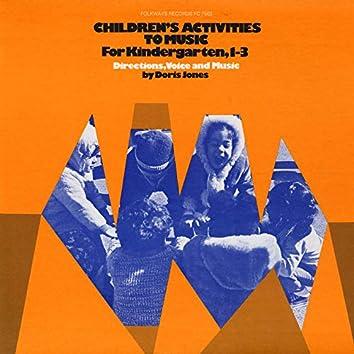 Children's Activities to Music