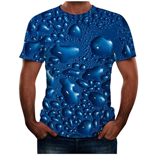 Buyaole,Camiseta Hombre Heavy Metal,Camisa Hombre Invierno Cuadros,Sudadera Hombre 3D,Polo Hombre EspañA Futbol,Blusas...