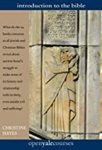 Introduction to the Bible (The Open Yale Courses Series)