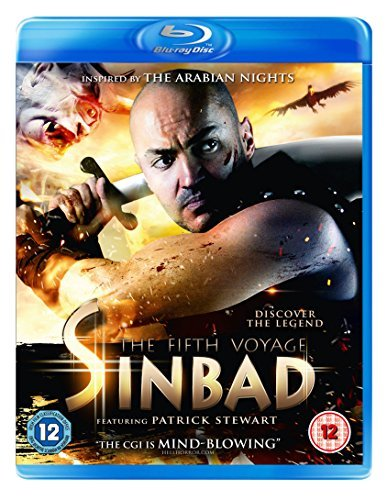 Sinbad: The Fifth Voyage ( Sinbad: The 5th Voyage ) [ Origen UK, Ningun Idioma Espanol ] (Blu-Ray)