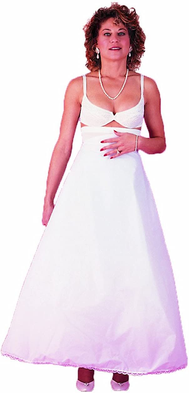 Drawstring OFFicial El Paso Mall A-line Medium Full Wedding Crinoline Skirt Slip Gown