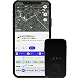 (2021) Prime Tracker Personal GPS Tracker - Mini, Portable, Track in Real-Time - 4G LTE - with SOS Button - Locator Tracking Device - for Seniors, Kids, Cars, Vehicle, Travel PrimeTracking