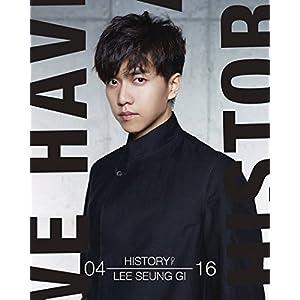 """イ・スンギ スペシャルアルバム - The History of Lee Seung Gi (4GB USBアルバム + ダイアリー + フォトブ..."""""""