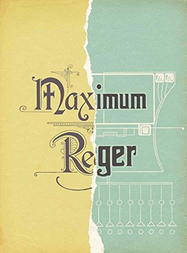 Maximum Reger / Max Reger: The Last Giant, 6-DVD set