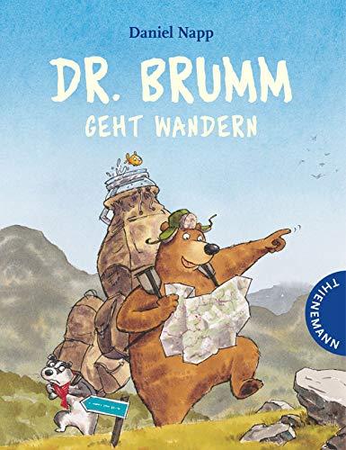 Dr. Brumm: Dr. Brumm geht wandern: Mini-Bilderbuch für kleine Brumm-Fans
