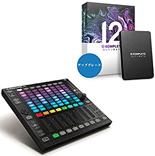 NATIVE INSTRUMENTS ネイティブインストゥルメンツ MASCHINE JAM + KOMPLETE 12 ULTIMATE UPG FOR SELECT セット