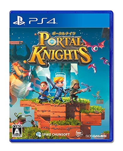 Portal Knights SONY PS4 PLAYSTATION 4 JAPANESE VERSION [video game]