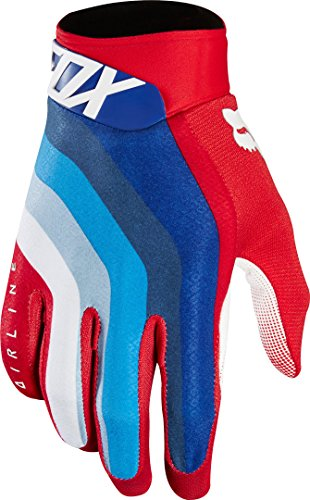 Fox Guantes Airline draftr, red, tamaño XL
