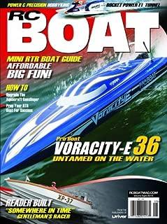 RC Boat Volume #8