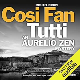 Cosi Fan Tutti audiobook cover art