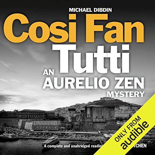 Cosi Fan Tutti audiobook cover art