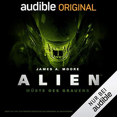 ALIEN - Wüste des Grauens: Die komplette 3. Staffel audiobook cover art