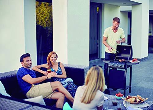 Enders San Diego 3 Gas Barbecue, Black