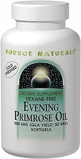 Evening Primrose Oil 1350mg Source Naturals, Inc. 30 Softgel