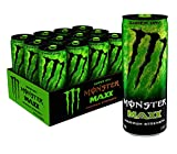 Best Energy Drinks - MAXX Monster Super Dry, Maximum Strength, Energy Drink Review