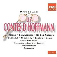 Offenbach: Les Contes d'Hoffmann (1986-01-01)