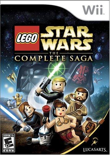 LucasArts LEGO Star Wars - Juego (Wii, ESP, Nintendo Wii, Acción, E10 + (Everyone 10 +))