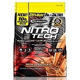 Muscletech Nitrotech Performance Aroma Cioccolato - Proteine in Polvere Confezione da 4.5 kg - 513R2ql503L. SS166
