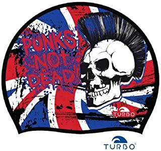 Turbo Gorro Nataci/ón Silicona PANDA BEAR Silicone Cap