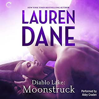 Diablo Lake: Moonstruck cover art