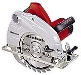 Einhell 4330937 TH-CS 1400 Sega Circolare Manuale, Rosso, 1400 W