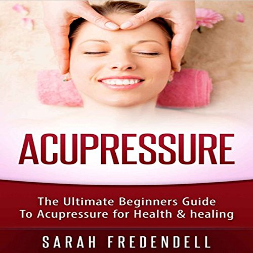 Acupressure audiobook cover art