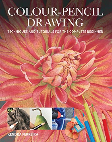 10 Best Colored Pencil Drawing Books For Beginners Bookauthority