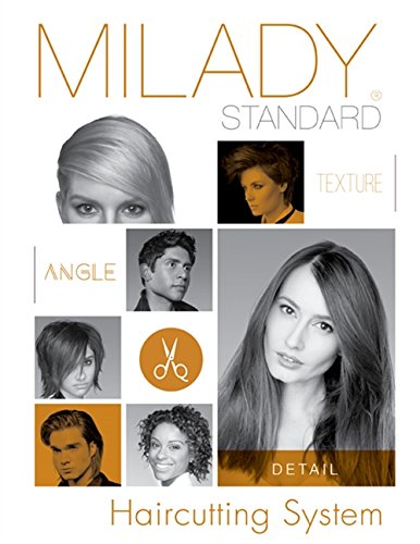 Image OfMilady Standard Haircutting System, Spiral Bound Version