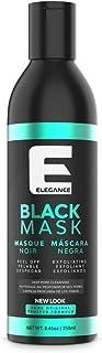ELEGANCE GEL Elegance Black Peel-Off Facial Mask, 8.8 Fl Oz