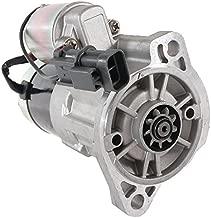 DB Electrical SMT0042 Starter for 2.4L Nissan D21 Pickup Truck 90 91 92 93 94 95, 23300-80G10 23300-86G10 23300-86G11 M1T60281 M1T60285 410-48018 17425