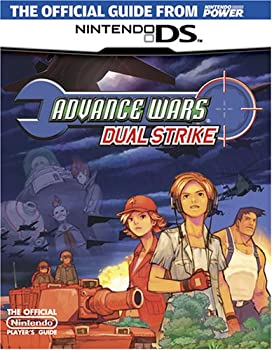 Official Nintendo Advance Wars: Dual Strike Player's Guide 159812000X Book Cover