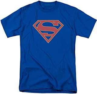 Supergirl Shield - CW's Supergirl TV Show Adult T-Shirt