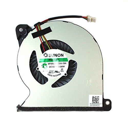 Power4Laptops HP ProBook 450 G2 Ventola Compatibile per Portatili