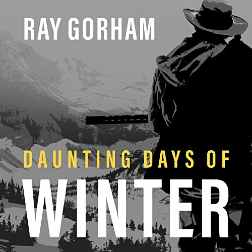 Daunting Days of Winter audiobook cover art