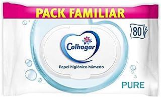 Colhogar papel higiénico Húmedo Pure 80 unidades