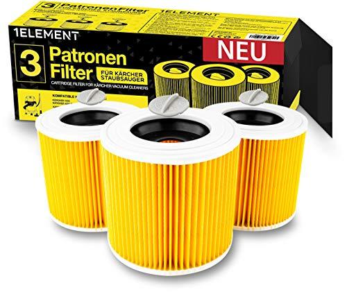 1Element -  3 Filter für