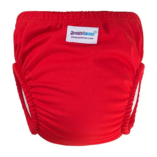 Junior Joy Bambinex Couche Bain Grand Rouge