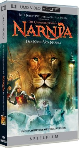 Die Chroniken von Narnia: Der König von Narnia [UMD Universal Media Disc]