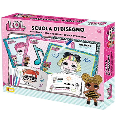 Lisciani - Escuela de Dibujo LOL Sorpresa